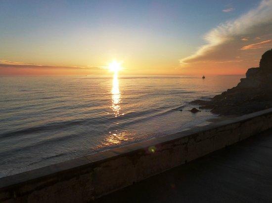 Seabreeze: Sunrise from bedroom