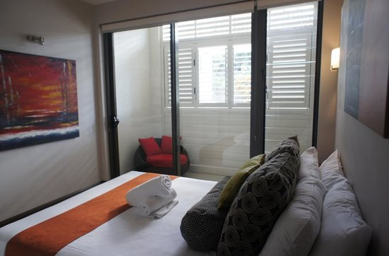 Mantra Boathouse Apartments: second bedroom