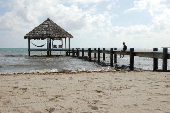 Maya Beach Hotel:                   the Pier