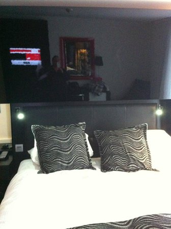 Crowne Plaza Manchester City Centre:                   Very nice :)