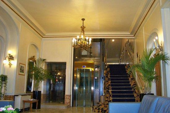 Grand Hotel Bellevue: Nice 'period style' decoration