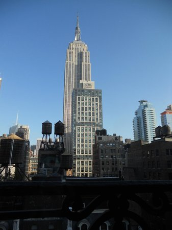 Ace Hotel New York:                   View