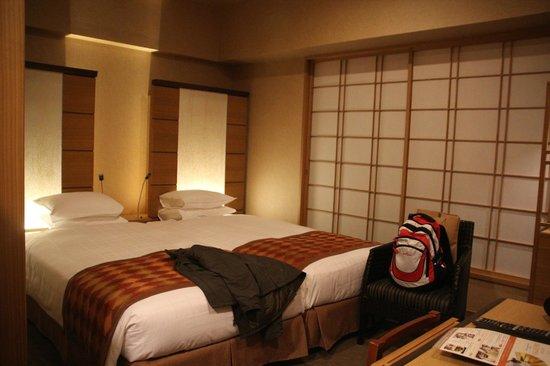 Hotel Niwa Tokyo: Habitación Doble Superior