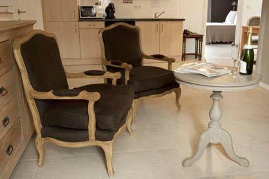 Sohier, Belgique : Living Charming Room