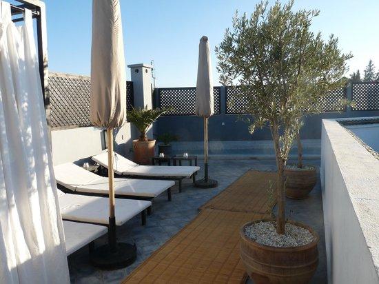 Riad 64 : Terrasse