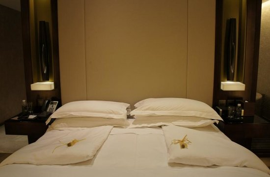Altira Hotel: turndown service