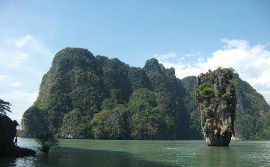 Green Phuket Day Tours:                   ..