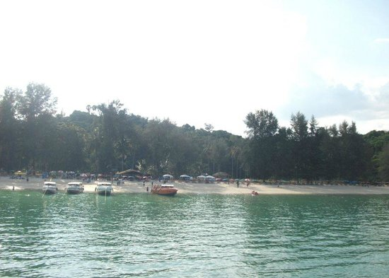 Green Phuket Day Tours:                   Naka Island