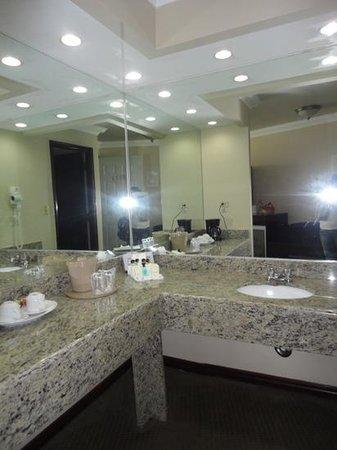 Plaza Paitilla Inn: interiores del cuarto