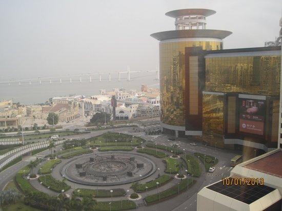 Waldo Hotel :                   The view