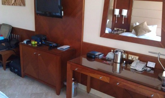 Crowne Plaza Jordan - Dead Sea Resort & Spa: Our room