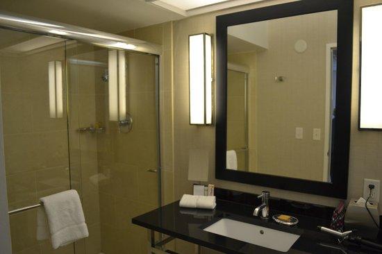 Hyatt Regency Mission Bay: Bathroom with a spacious shower