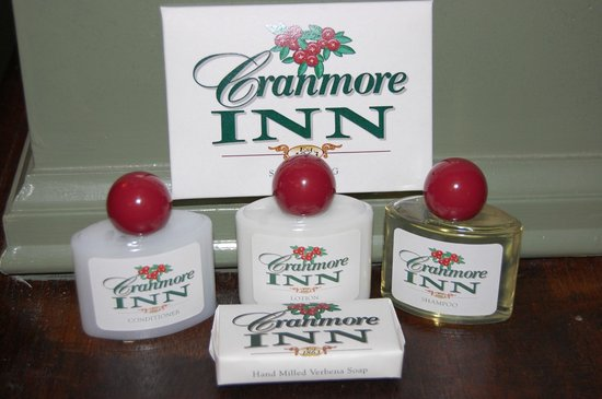 Cranmore Inn: Bathroom amenities