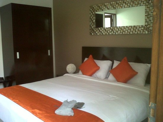 The Pavilion Hotel Kuta : Standart room
