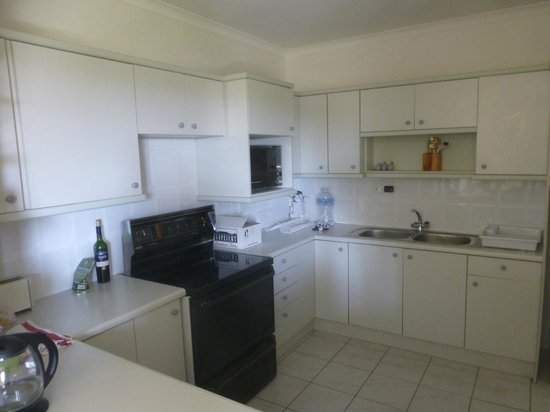 78on5th in Hermanus:                   Kitchen of appartment