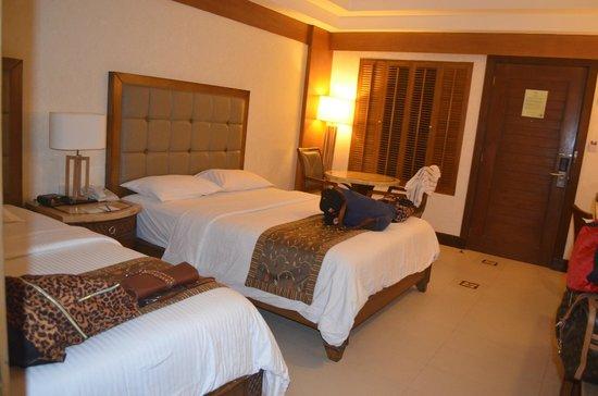 Henann Regency Resort & Spa:                   Beds
