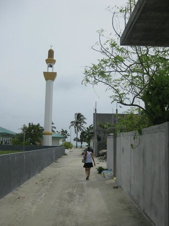 Picnic Inn: Maafushi Mosque