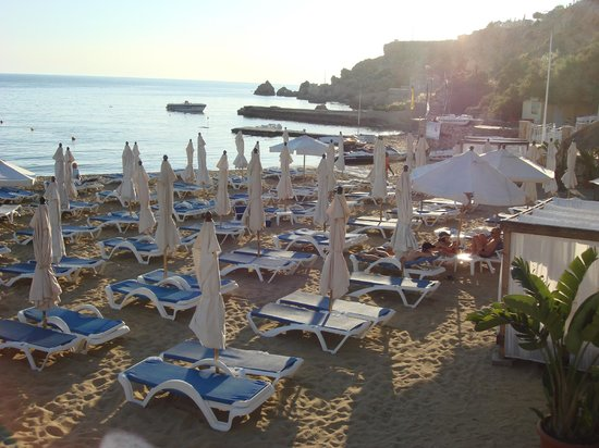 Radisson Blu Resort Spa Malta Golden Sands Hotel S Private Beach