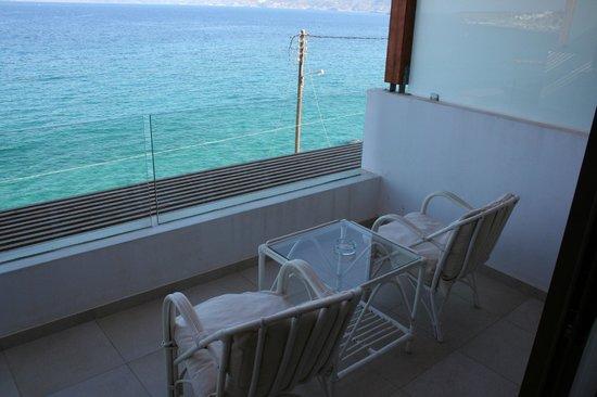 Miramare Resort & Spa: balkon