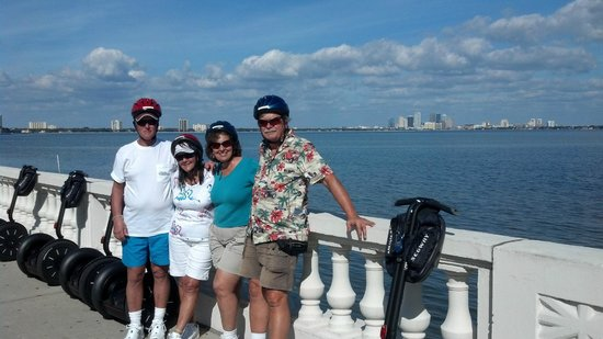 Electric Glide Tours : fun for all