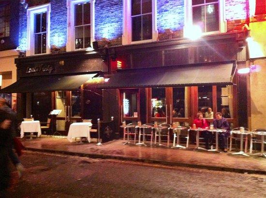 Little Italy Londres 21 Frith St Soho Restaurant