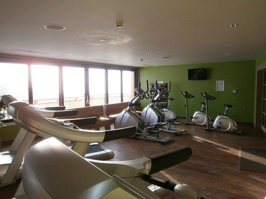 Pierre & Vacances Premium Residence L'Amara: salle de sport