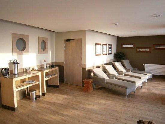 Pierre & Vacances Premium Residence L'Amara: spa