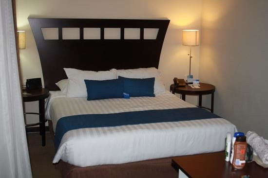 Tryp Sabana Hotel by Wyndham:                   nice bed, comfortable with nice linens