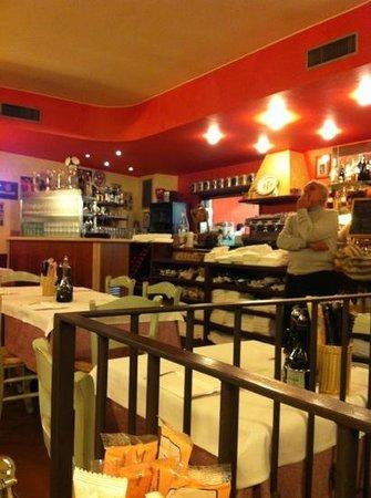 Paolo Pizzeria con Cucina: pizzeria da Paolo