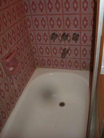 Plaza Hotel:                   Banheiro