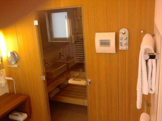 Hotel & Restaurant Christkindlwirt: Sauna (Suite)