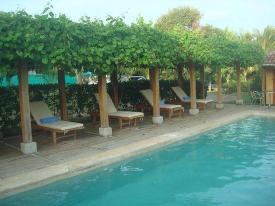Hotel Villa Romana:                   European panache is evident