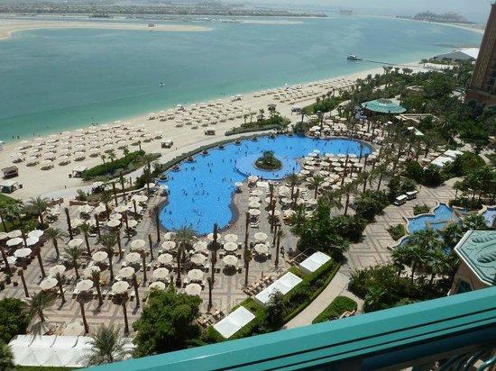 Pool Picture Of Atlantis The Palm Dubai Tripadvisor