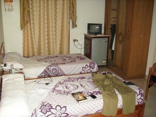 El Mesala Hotel:                   Room 203