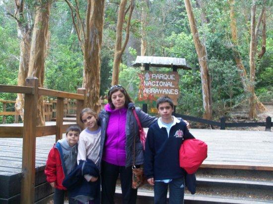 Maria del Bosque: Bariloche. Argentina