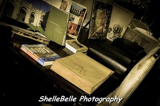 Illyria House:                   Study