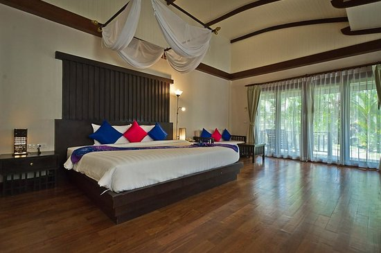 Aonang Phu Petra Resort, Krabi:                   Spacious, clean and comfortable