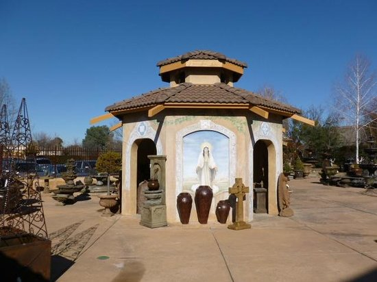 One of the Entrances - Picture of Pottery World, Rocklin