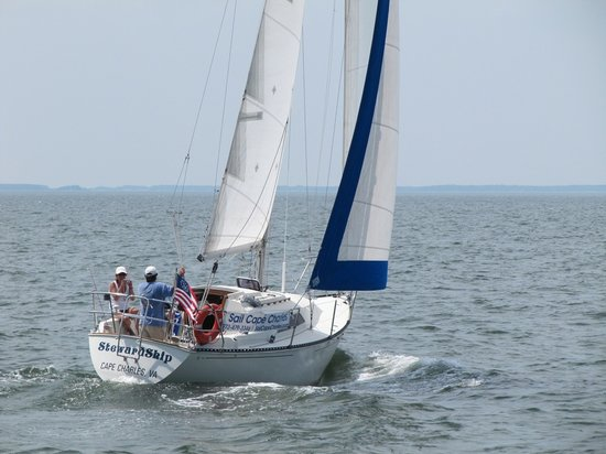 Sail Cape Charles - Tours