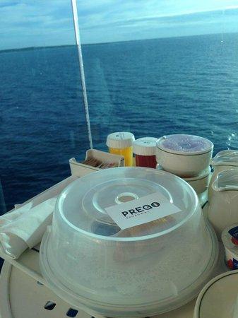 Prego Broadway: Prego - on board in Barbados!