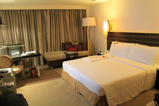 โรงแรมชินนามอน แกรนด์ โคลัมโบ: Room
