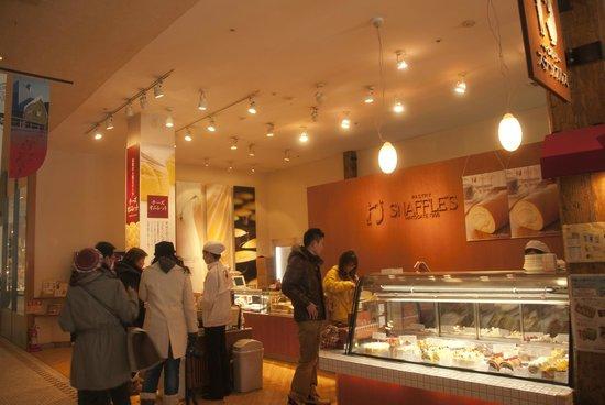 Pastry Snaffle's, Takaoka