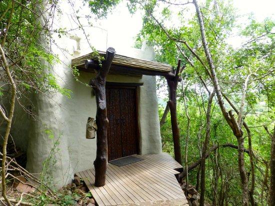 andBeyond Phinda Rock Lodge: Room #1