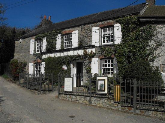 The Bolingey Inn: Bolingey Inn Frontage