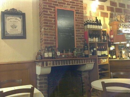 La Table de Christophe : View of the place