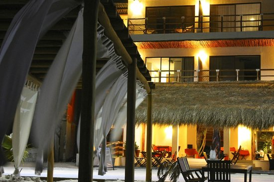 Koox Quinto Sole Boutique Hotel: Fachada del Hotel