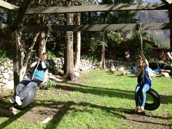 Cusco Cottages:                   Outdoor fun