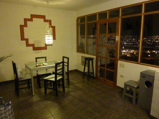 Casa AL Tronco: Küche
