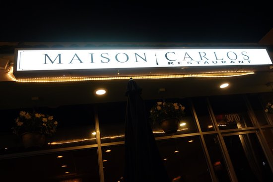 Maison Carlos from South Dixie Highway