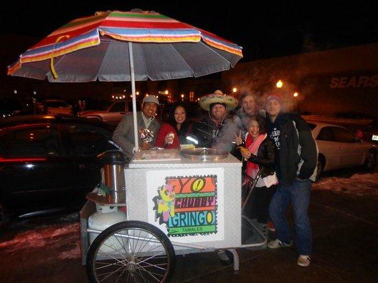 Yo Chubby Gringo : Downtown Wausau's First Tamale Cart
